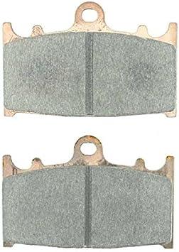 MetalGear Bremsscheibe vorne L f/ür KAWASAKI ZZ-R 1100 1996