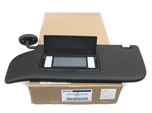 2011-2015 Ford F250 F350 Super Duty Left Driver Sun Visor Black Homelink OEM NEW BC3Z-2504105-GB - Oem Left Driver