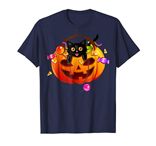 Candy Halloween T-Shirt Funny Women or Mens Halloween Gift -