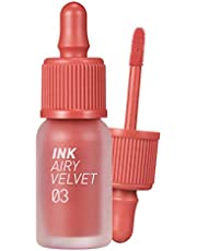 [2019 NEW] Peripera Ink Airy Velvet ((#03 Cartoon Coral))