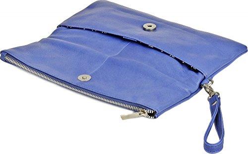 cm soir x bleu Sacs du 2 main x PHIL 5 avant SOPHIE à l 5 Sacs h pour x x bleu 13 p dames couleur 25 Pochettes Sacs bras zwnRUqCn