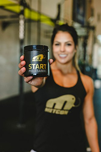 MetCon Start Pre-Workout Supplement- The Ultimate Pre Training Powder For Nitric Oxide Production & Lactic Acid Build Up - All Natural Formula For Muscle Endurance, Supreme Energy & Focus- 30 Servings by MetCon (Image #3)