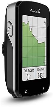 Garmin Edge 820 - Ciclocomputador/Ordenador para bicicletas, 200 x 265 Pixeles, Li-Ion, 15 h, -20 - 55 °C, Pantalla de 5,84 cm (2.3
