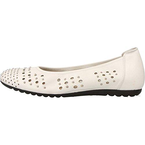 Di Bianco Colore Bianco 41102 Modello Bianco Marca Donne Sabrinas Ballerine Donne Ballerine 6w1qCAnxEv