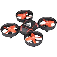Goolsky Attop A11 2.4G 4CH 6-axis Gyro Mini Drone UFO 360° Flip Headless Mode Quadcopter Christmas Present Gift for Children
