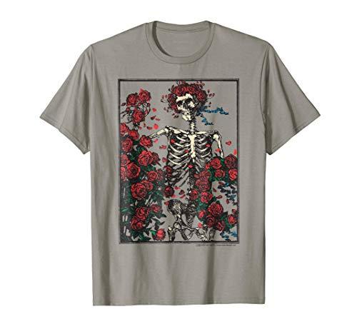 Skeleton & Roses: