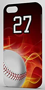 Basketball Sports Fan Player Number 27 Snap On Flexible Decorative iphone 6 4.7 Case