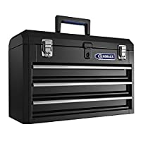 Kobalt Portable 20.67-in 3-Drawer Steel Lockable Tool Box Deals
