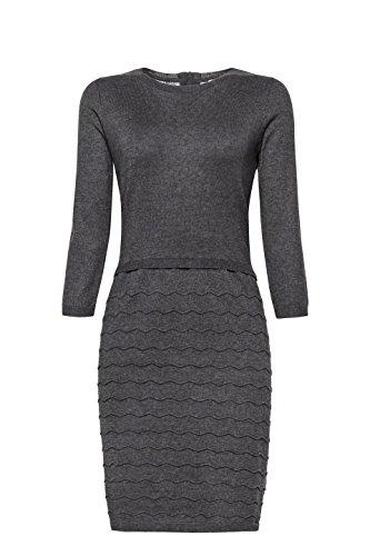 ESPRIT Kleid Anthracite 014 Grau Damen 5 zzwRS