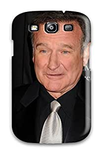 Best New Cute Funny Robin Williams Case Cover/ Galaxy S3 Case Cover 8817748K99257502