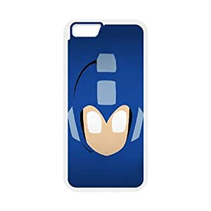 Character Phone Case Capcom Mega Man For iPhone 6,6S Plus 5.5 Inch NC1Q03077