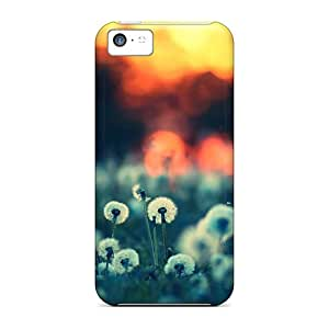 Durable Protector Cases Covers With Mother S Day Beautiful Flower Midsummer Meadow Hot Design For Iphone 5c