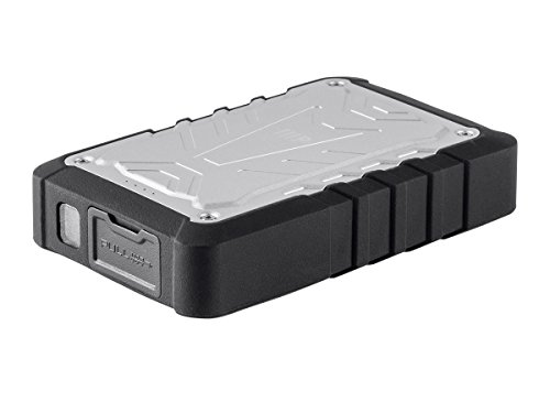 Monoprice IP65 Rugged Power Bank, 10050 mAh LG Lithium Ion Cell (114576) by Monoprice (Image #3)