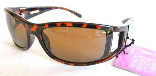 Foster Grant (777) Womens Fashion Sunglasses with Rhinestone Accents - 100% UVA & - Persol Mirrored Sunglasses