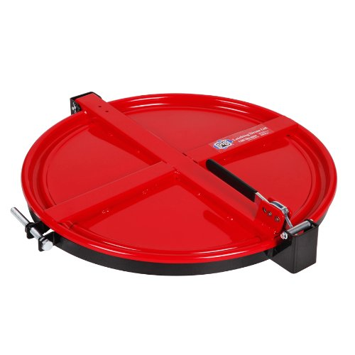 New-Pig-Latching-Drum-LidFor-55-Gallon-New-and-Reconditioned-Open-Head-Steel-Drums