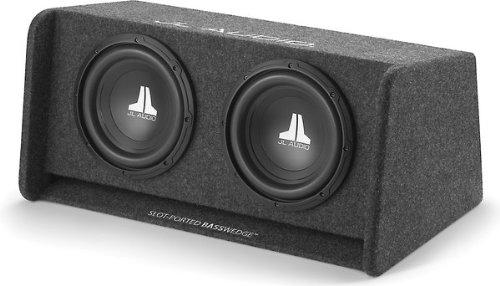 JL Audio CP210-W0v3 Dual 10