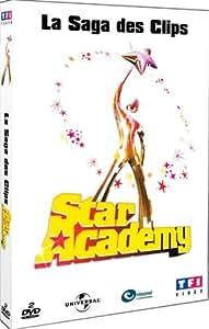 Star Academy - La saga des clips [Francia] [DVD]