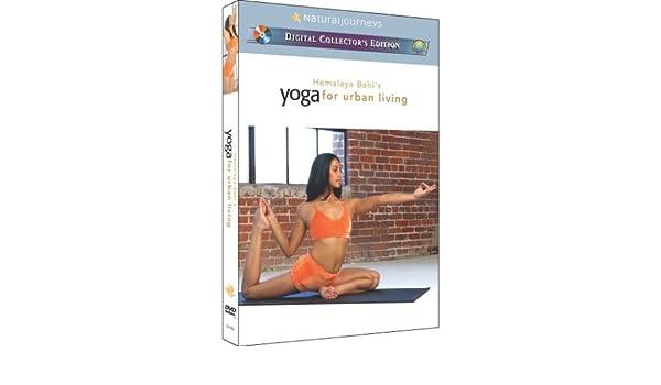 Yoga for Urban Living [Reino Unido] [DVD]: Amazon.es ...