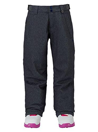 Burton Youth Girls Sweetart Pants, Denim, Small