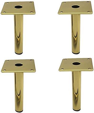 4パック鉄のキャビネットフットソファの脚を厚くするバスルームキャビネットテレビキャビネットコーヒーテーブルフットゴールドサポートフット金属家具サポートハードウェアフィート