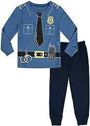 MOMBEBE COSLAND Boys Pirate Pajamas