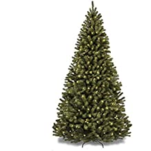 Best Choice Products 7.5' Ft Prelit Premium Spruce Hinged Artificial Christmas Tree W/ 550 Clear Lights And Stand
