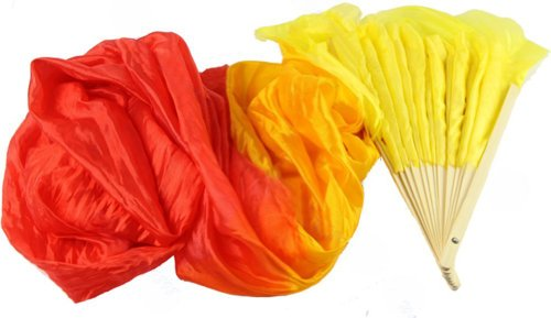 4 Color Silks - 6