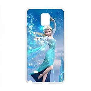 Charming Frozen beautiful scenery Frozen Cell Phone Case for Samsung Galaxy Note4