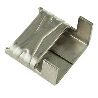 Amazon.com: ISO WS156 Tipo 201 Sellos de acero inoxidable ...