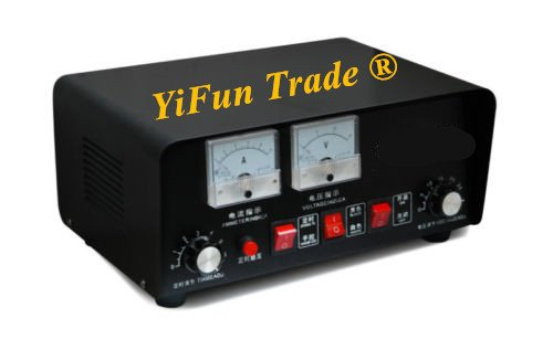 YiFun Trade Metal Electrochemical Etching Machine Metal Steel Print Marking Machine 300W 0.6-10S 220V