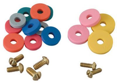 Plumb Shop #SC2190 14PK FLT Faucet Washer (Pack of 5) by BrassCraft