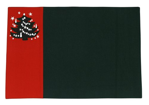 Waechtersbach Christmas Tree Embrodiered Placemat, for sale  Delivered anywhere in USA