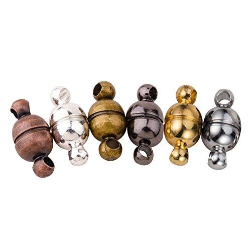 Pandahall Magnetic Clasps Bracelet Making