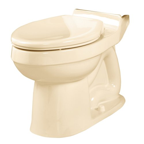 American Standard 3121.016.021 Champion Elongated Seatless Toilet Bowl, Bone (Bowl Only) by American Standard
