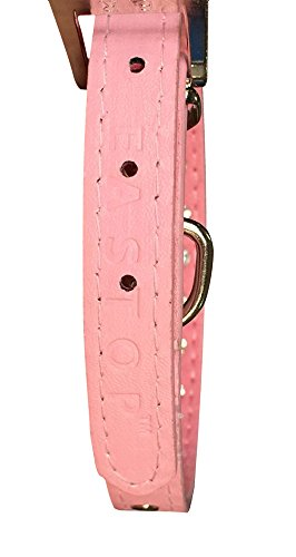 EASTOP Pet's House Dog Collars for Small Dogs Prime (Small, Pink)