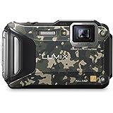Panasonic DMC-TS6Z LUMIX WiFi Enabled Tough Adventure Camera (Camouflage)