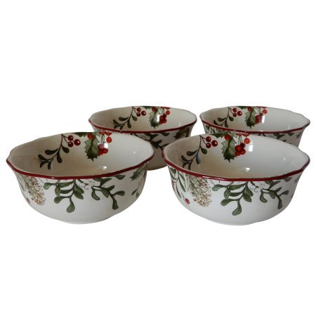 Better Homes and Gardens Heritage Soup Bowl, 4 Pack