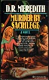 img - for Murder by Sacrilege book / textbook / text book