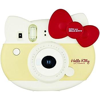 FujiFilm Fuji Instax Mini Hello Kitty Sanrio Instant Photos Films Polaroid Camera 2016 Limited Edition Red