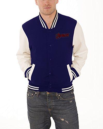 marvel varsity jacket - 3