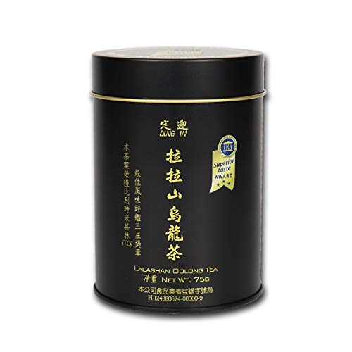 DING IN Lalashan Oolong Tea 75g/can by Ding In ltd. (Image #7)