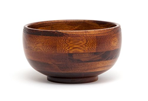 Lipper International Rice Bowl, Cherry Finish