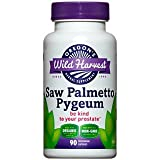 Oregons Wild Harvest SAW PALMETTO/PYGEUM 90 Vegetarian Capsules Review