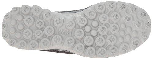 Skechers rendimiento GB, escalón 2 Bind-Slip de encendido on calzado Gris - gris