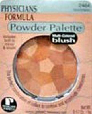 Physicians Formula Powder Palette Blush - Natural - 2 pk