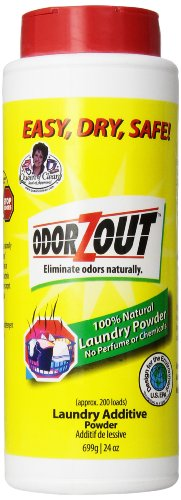 ODORZOUT Laundry Additive Powder Bottle product image
