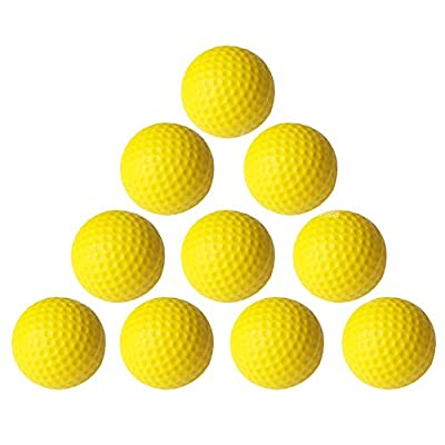 Smartlife15 Practice Golf Balls, Foam Sponge Soft Elastic Golf Balls, Indoor Outdoor Golf Training Aid Balls from Smartlife15