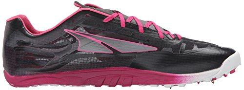 Altra Mens Golden Spike Running Shoe Black/Diva Pink 4acfeZtfgG