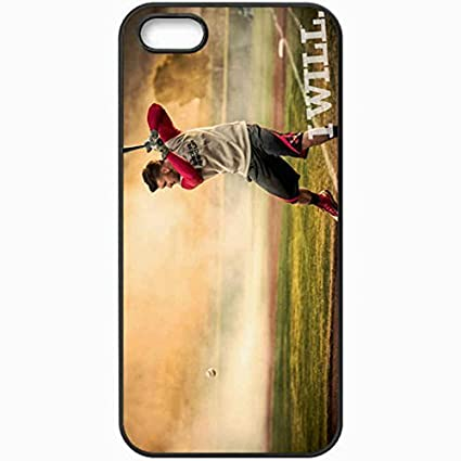 Personalized Iphone 5 5s Cell Phone Case Cover Skin Bryce