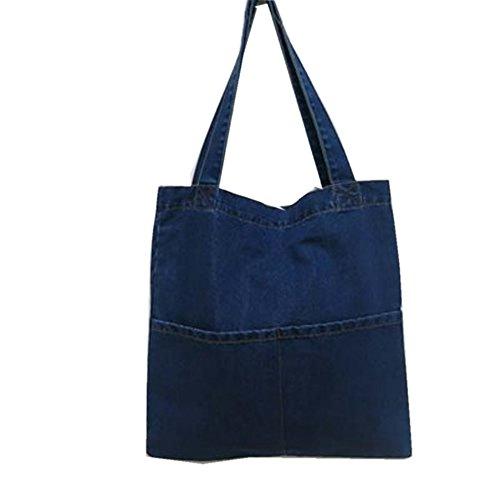 Handmade Cowboy-Tasche, einfaches Waschen Tasche, Einkaufstasche , R